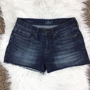 Lucky Brand The Cut Off Shorts 28